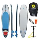 Body Glove EZ 82 Inflatable Longboard Surfboard Fast Ship