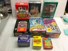 Multi Sport Lot of 9 19901992 Unopened Boxes  Sets