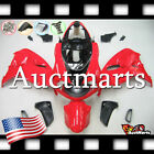 For Suzuki TL1000R 1998-2003 Fairing Bodywork ABS Plastic Kit Red 2n14 PA