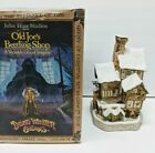 David Winter Cottages John Hine Studios OLD JOE'S BEETLING SHOP 1993 BOX