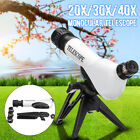 20 40x High Definition Astronomical Telescope With Multi eyepiece For Kids Gifts