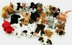 TY Beanie Babies Dogs Rover Tracker Bernie Cats Zip Pounce & more Retired (21)