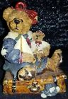 "1993 BOYDS BEARS ""BAILEY - A JOURNEY BEGINS WITH A SINGLE STEP"" FIGURINE #2000"