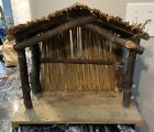 Vintage Large Nativity Creche Made In West Germany