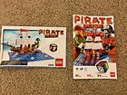 LEGO INSTRUCTION MANUAL & GAME PLAY BOOK ONLY — PIRATE PLANK
