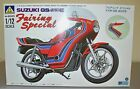 Suzuki GS400e Fairing Special *-* Aoshima 1/12 Motorcycle Kit