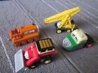 Madge Terrance Thomas Tank Engine wooden railway car magnetic train tractor Lot