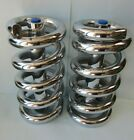 Lowrider Hydraulics 45 ton coils  competition 8 cylinder 1 2 port kit
