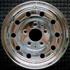 Ford Bronco Polished 15 inch OEM Wheel 1994 1996 F4TZ1007A