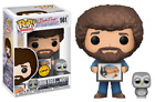 BOB ROSS AND HOOT POP CHASE ($10 FUNKO HARD PROTECTIVE CASE INCLUDED)