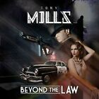 Tony Mills - Beyond The Law [New CD] Digipack Packaging, Germany - Import