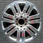 Lincoln Mark LT Polished 20 inch OEM Wheel 2006 2014 6L3Z1007L