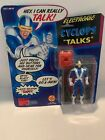 Marvel X MENCYCLOPS ELECTRONIC TALKING FIGURE New Free Shipping