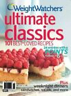 Weight Watchers Ultimate Classics by Weight Watchers Paperback Book The Fast