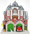 Lemax Caddington Fire Brigade Christmas Village Miniature Figurine #95520