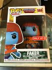 Funko Pop! Television Faker #569 Masters of the Universe Target Exclusive