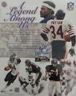 Walter Payton Football Cards, Rookie Card and Autograph Memorabilia Guide 64