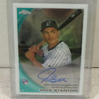 Mike Stanton Baseball Card Guide and Rookie Card Checklist 16