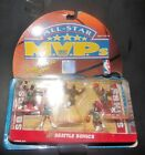 galoob's seattle sonic all star MVP,s 1997 edition poseable figures