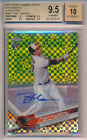 2017 Topps Chrome Baseball Cards 80