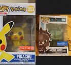 FUNKO POP! Pikachu target exclusive+ Aquaman Walmart Exclusive Set Of 2 See Pics
