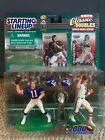 NFL Starting Lineup 2000 Classic Doubles Football SB Phil Simms