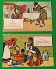 Black Americana Postcards 2 Rules Of Marriage 3  6