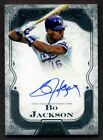 2015 Topps Five Star BO JACKSON Five Tools On Card Autograph 04 25