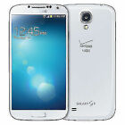 Samsung Galaxy S4 SCH I545 16GB White Verizon GSM Global Unlocked Preowned