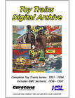 Toy Trains Magazine Digital Archive all 35 issues