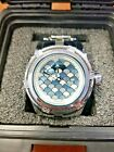 INVICTA BOLT SCALE MENS SWISS MADE AUTOMATIC 53MM STAINLESS STEEL MODEL 23094