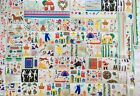 Huge lot 101 Sheets Mrs Grossmans SCRAPBOOKING STICKERS most retired RARE