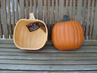 The Incredible Funkins Artificial Carvable Half Pumpkin Halloween