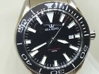 Sea King SK-1 Limited Edition 44mm Ceramic Bezel Automatic 300m Dive Swiss Watch