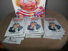 2016 GARBAGE PAIL KIDS AMERICAN AS APPLE PIE IN YOUR FACE 30 SEALED PACKS & BOX