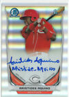 Top Options Before the Aristides Aquino Rookie Cards 12