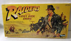 Raiders of the Lost Ark Board Game Kenner 1981