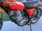1975 Honda XL175  Beautiful unrestored, unmolested 1975 Honda XL175