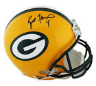Brett Favre Signed Green Bay Packers Current Authentic NFL Helmet