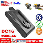 NEW! 3500mAh Li-ion Vacuum Cleaner Battery For Dyson DC16 Root 6 12097 BP01 DC12