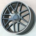 SET4 22 22X10 5X130 NEW WHEELS MERCEDES BENZ G WAGON W463 G500 G550 G55 G63