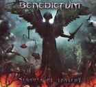 BENEDICTUM Seasons Of Tragedy (CD 2007) 12 Songs Digipak Heavy Metal