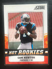 Cam Newton Rookie Cards Checklist and Autographed Memorabilia Guide 12