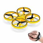 Interactive Induction Drone Smart Hand Control RC Quadcopter LED Light Aircraft