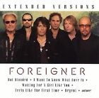 FOREIGNER- Extended Versions CD ONLY, NO ART D38