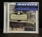 Bayside (CD, Aug-2005, Victory Records) SIGNED COPY/SEALED