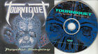 TOURNIQUET Psycho Surgery (CD 1991) Thrash Speed Heavy Metal 9 Songs Made in USA