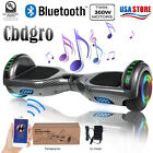 Bluetooth Hoverboard w Bag UL2272 Self Balancing Electric Scooter Graffiti Xmas