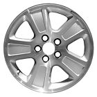 OEM Reman 17x7 Alloy Wheel Rim Sparkle Silver Painted with Machined Face 99170