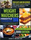 Weight Watchers Freestyle Cookbook 2019  550 Easy and Delicious WW PDFEB00K